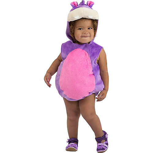 Baby Halley the Hippo Costume Image #1