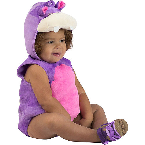 Baby Halley the Hippo Costume Image #3