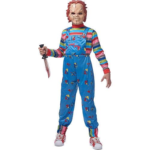 Boys Chucky Costume Image #1