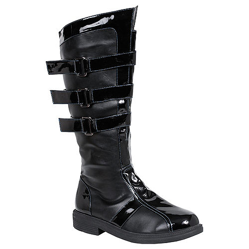 Adult Superhero Boots Image #1