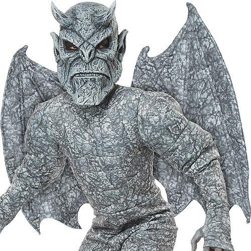Boys Ghastly Gargoyle Costume Image #3