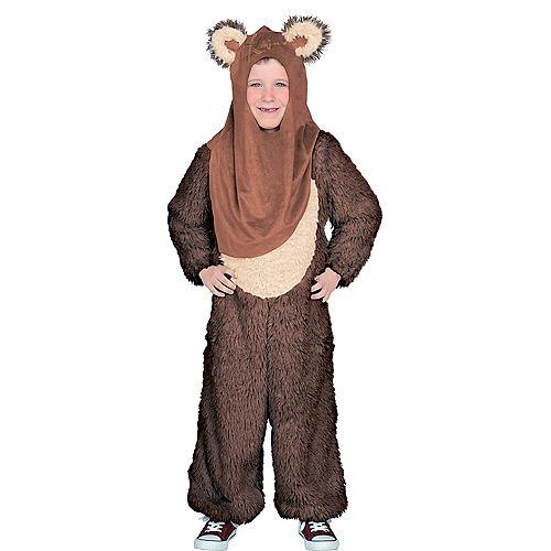 Boys Ewok Costume - Star Wars Image #1