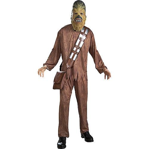 Adult Chewbacca Costume - Star Wars Image #1