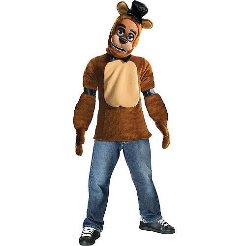 Boys Freddy Fazbear Costume - Five Nights at Freddy's Image #1