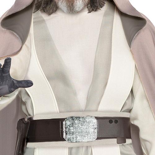 Adult Luke Skywalker Costume Plus Size - Star Wars 8 The Last Jedi Image #2