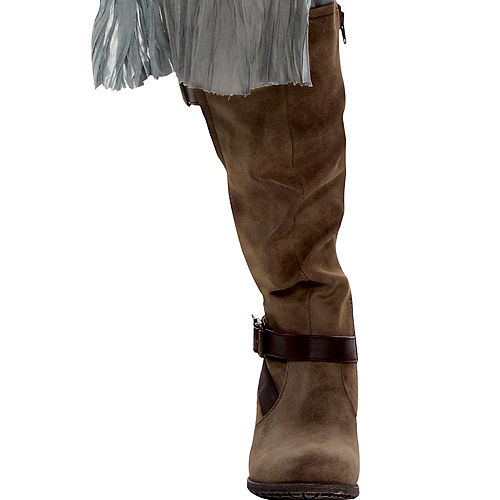 Girls Rey Costume - Star Wars 8 The Last Jedi Image #4