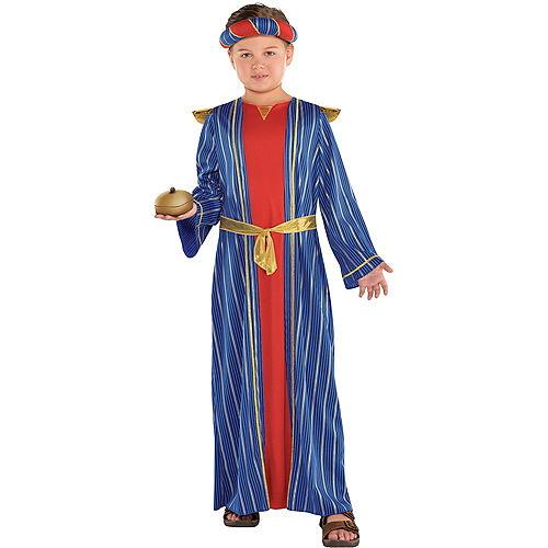 Boys Gaspar Wise Man Costume Image #1
