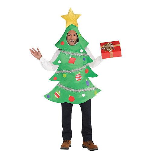 Adult Christmas Tree Costume Image #1