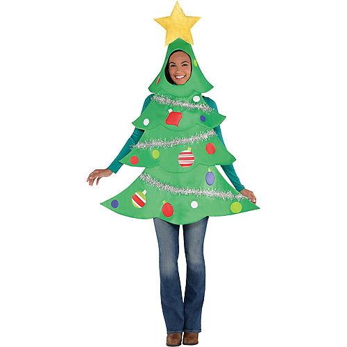 Adult Christmas Tree Costume Image #2