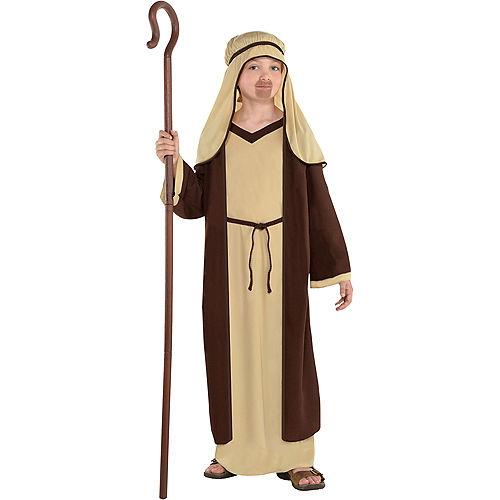 Boys Brown Saint Joseph Costume Image #1
