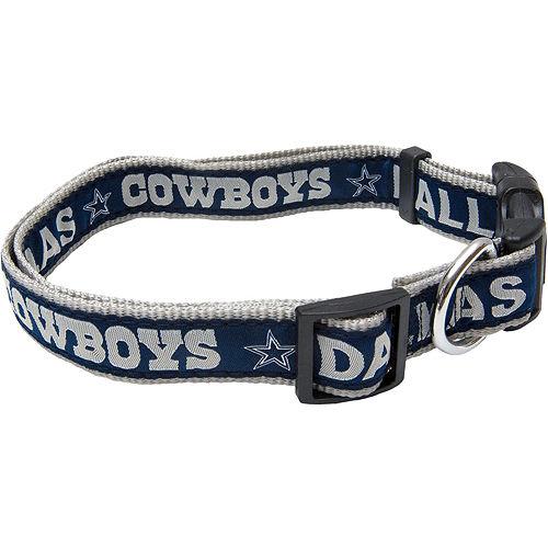 Dallas Cowboys Dog Collar Image #1