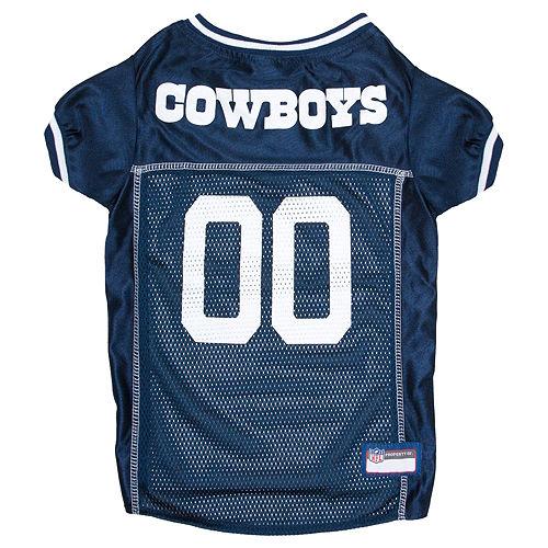 Dallas Cowboys Dog Jersey Image #1