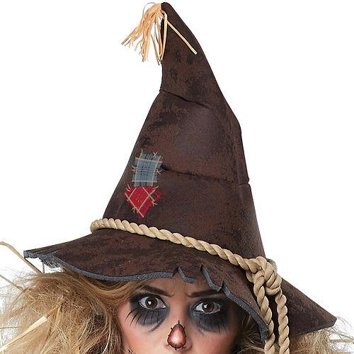 Womens Creepy Scarecrow Costume Image #2