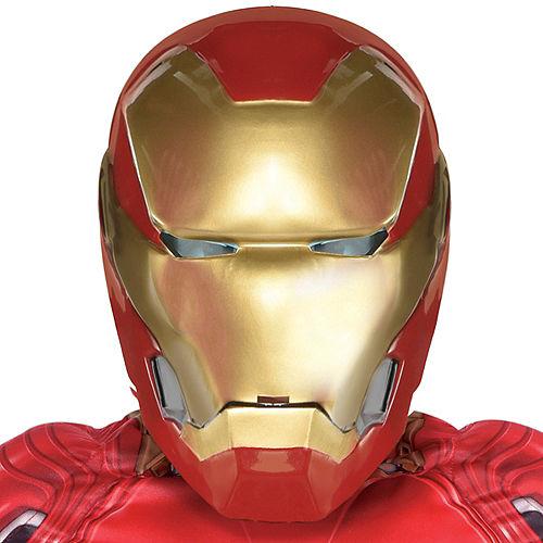Boys Iron Man Muscle Costume - Avengers Infinity War Image #2