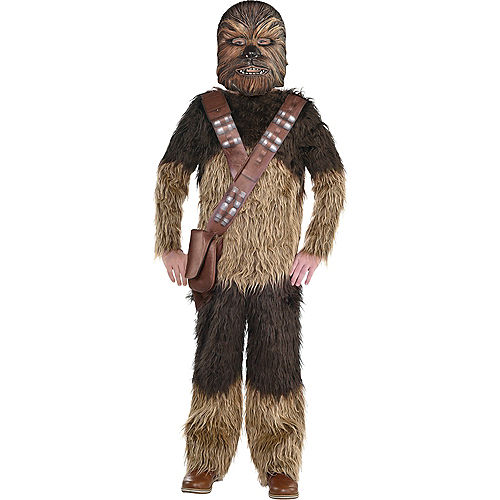 Boys Chewbacca Costume - Solo: A Star Wars Story Image #1