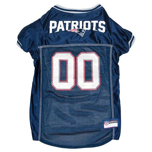New England Patriots Dog Jersey Image #1
