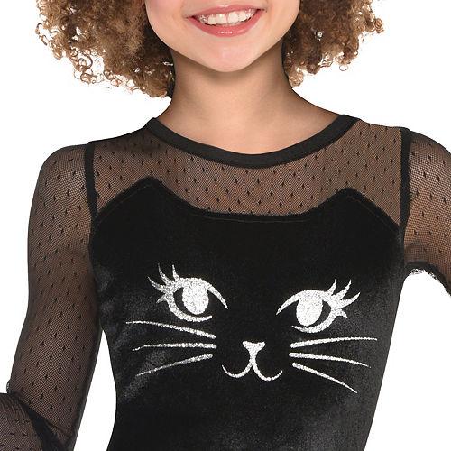 Girls Kitty Kat Costume Image #3