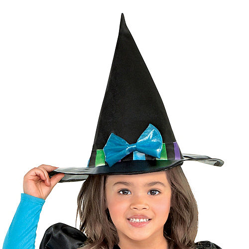 Girls Spell Caster Witch Costume Image #2