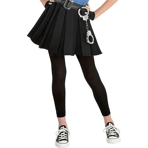 Girls Officer Cutie Cop Costume Image #4