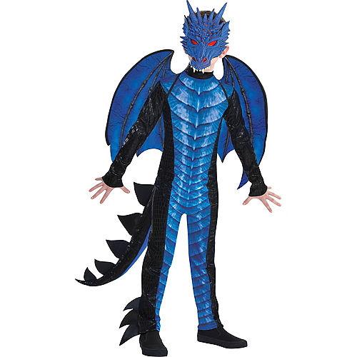 Boys Deadly Dragon Costume Image #1