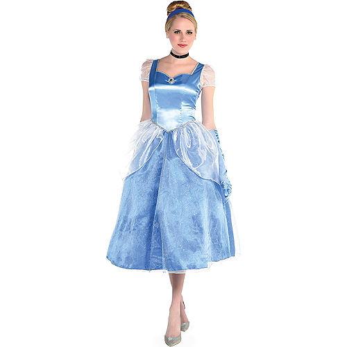 Womens Cinderella Costume - Cinderella Image #1