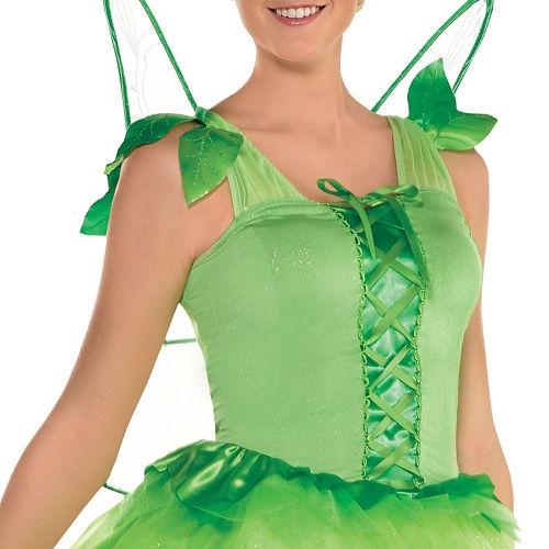 Womens Tinker Bell Costume - Peter Pan Image #2