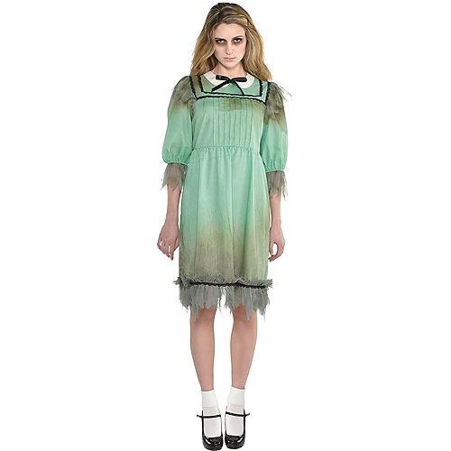 Womens Dreadful Darling Costume Image #1