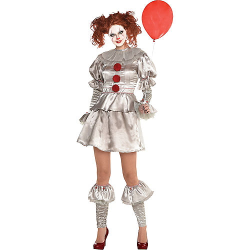 Womens Pennywise Costume - It Image #1