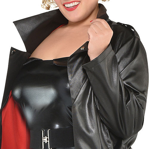 Womens Sandy Olsson Greaser Costume Plus Size - Grease Image #4