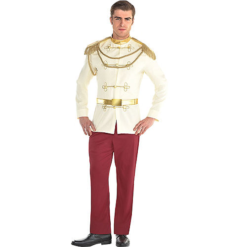 Mens Prince Charming Costume - Cinderella Image #1
