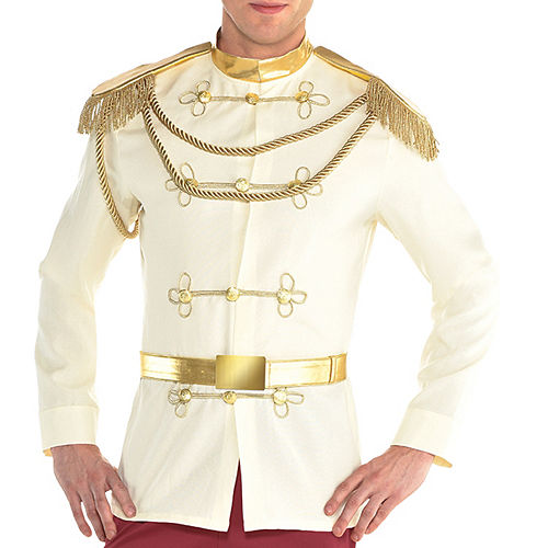 Mens Prince Charming Costume - Cinderella Image #2