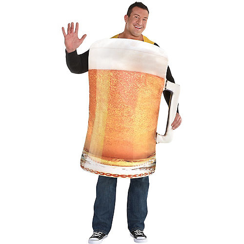 Adult Beer Meister Costume Plus Size Image #1