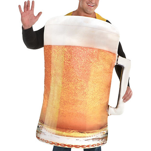 Adult Beer Meister Costume Plus Size Image #2