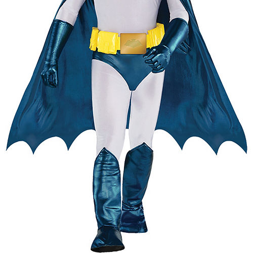 Mens Classic Batman Costume Image #3