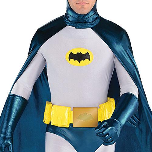 Mens Classic Batman Costume Image #4