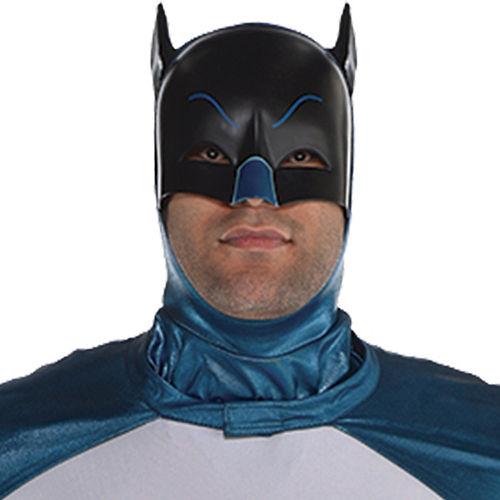 Mens Classic Batman Costume Plus Size Image #2