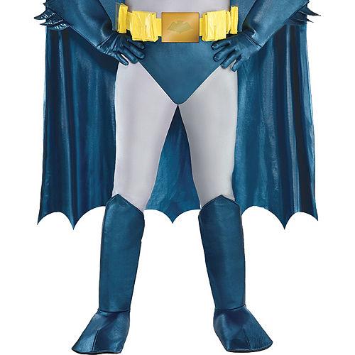Mens Classic Batman Costume Plus Size Image #3