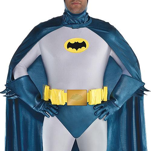 Mens Classic Batman Costume Plus Size Image #4