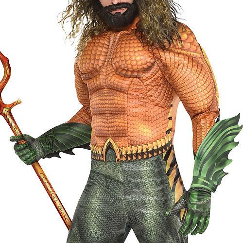 Mens Aquaman Costume - Aquaman Image #2