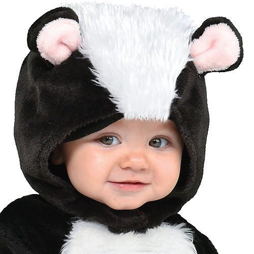 Baby Little Stinker Skunk Costume Image #2