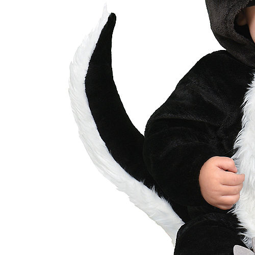 Baby Little Stinker Skunk Costume Image #3