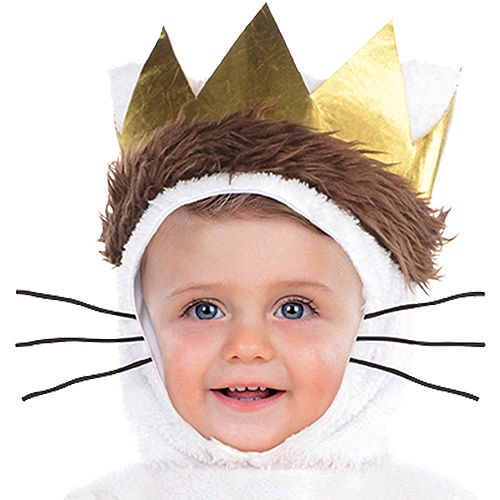 Baby Classic Max Costume - Where the Wild Things Are Image #2