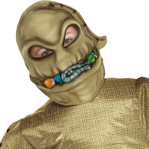 Child Inflatable Oogie Boogie Costume - The Nightmare Before Christmas Image #2
