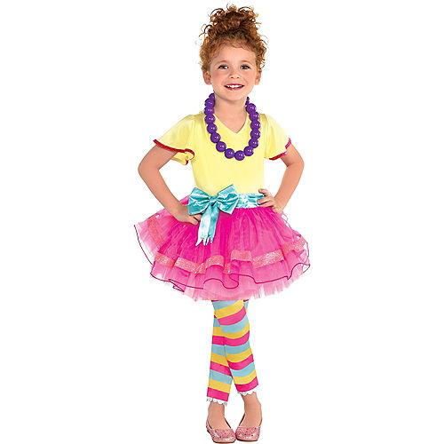 Girls Fancy Nancy Costume Image #1