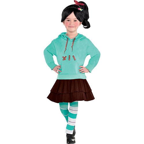 Girls Vanellope Costume - Wreck-It Ralph 2 Image #1