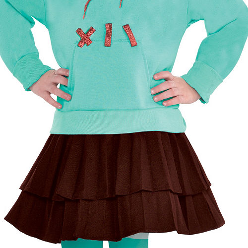 Girls Vanellope Costume - Wreck-It Ralph 2 Image #3