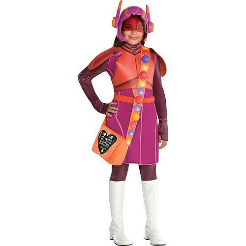 Girls Honey Lemon Costume - Big Hero 6 Image #1