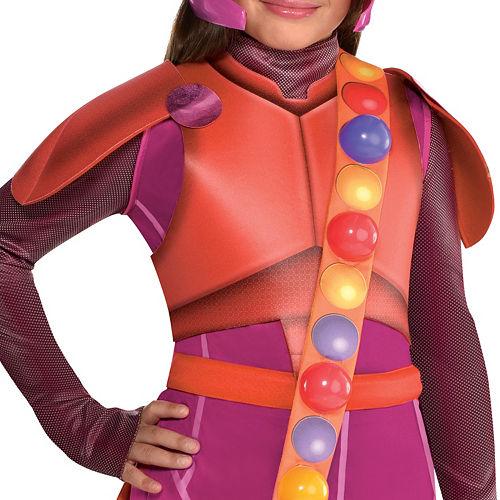 Girls Honey Lemon Costume - Big Hero 6 Image #3