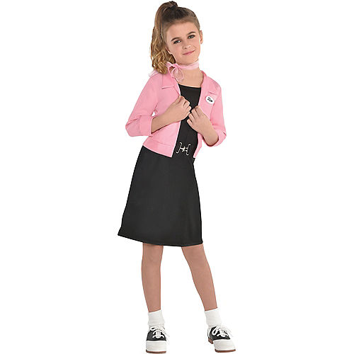 Girls Grease Is the Word Costume - Grease Image #1