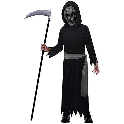 Boys Death Reaper Costume Image #1
